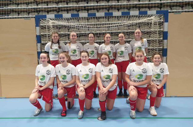 2020-01-12 Bov IF U15 piger puljevindere i indefodbold