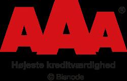 AAA logo sort
