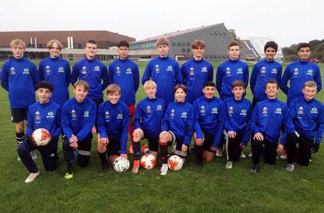 AABK U19 fodbolddrenge_2019