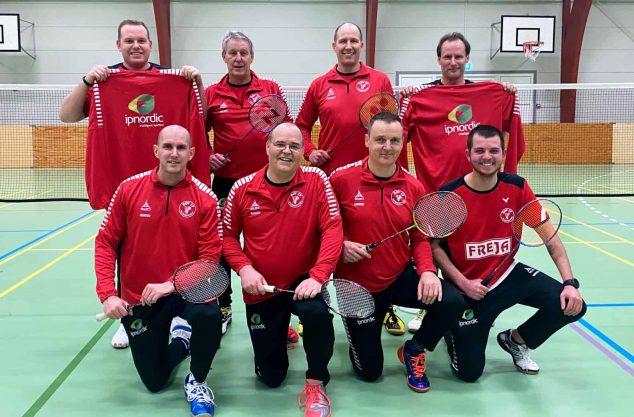 BOV IF Badminton træningssæt