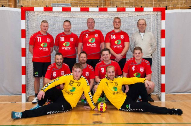EKIF senior håndboldherrer