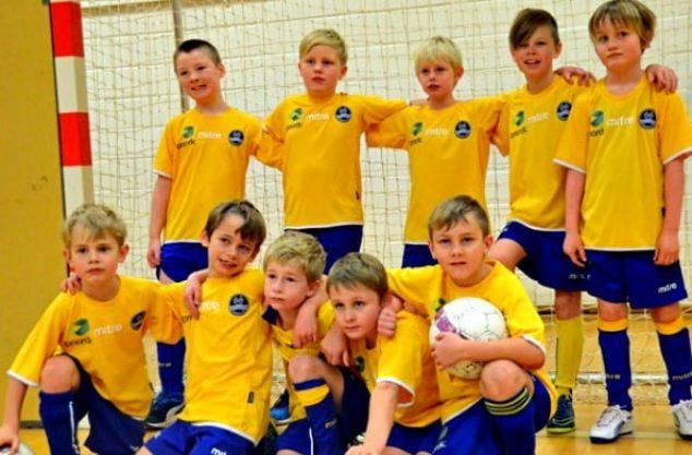 U9 fodbolddrenge AABK_holdfoto2