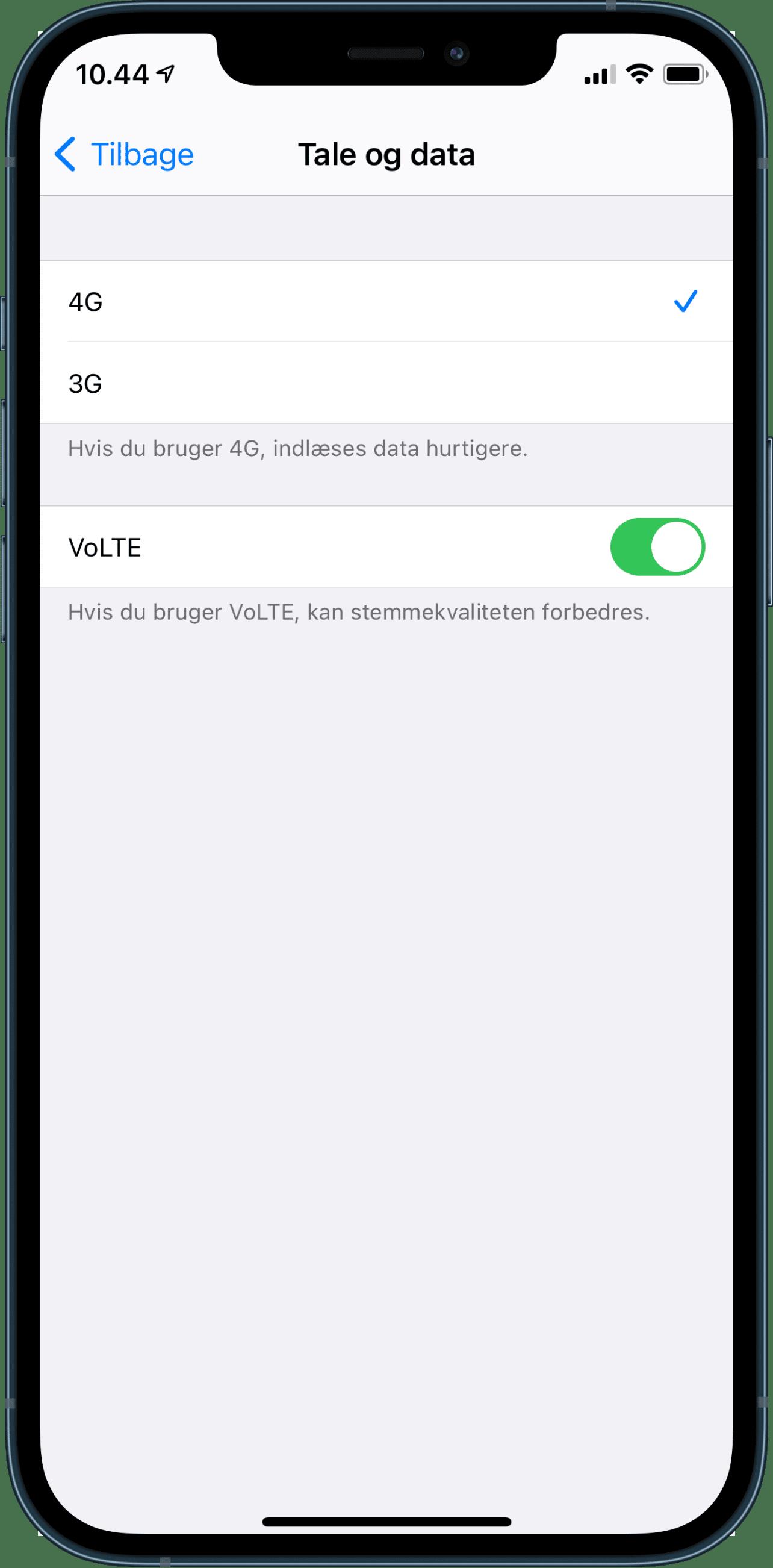 iPhone_VoLTE